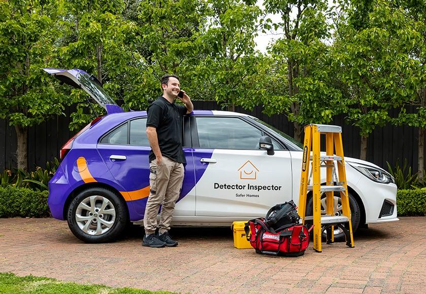 Detector Inspector Landlord solutions